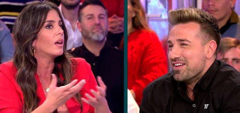 """La cochina confesión de Anabel Pantoja sobre Rafa Mora: """"Soñé con él y mojé la cama"""""""