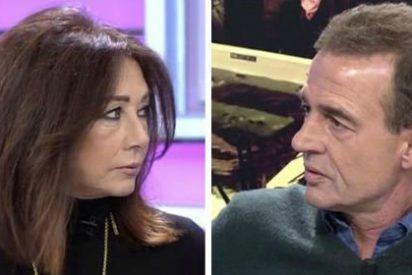 Ataque brutal de Ana Rosa Quintana contra Alessandro Lequio por la expulsión de Julio Ruz de 'GH Dúo'