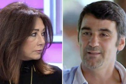"""El cabreo de Ana Rosa Quintana contra Jesulín de Ubrique: """"¡No hay derecho!"""""""
