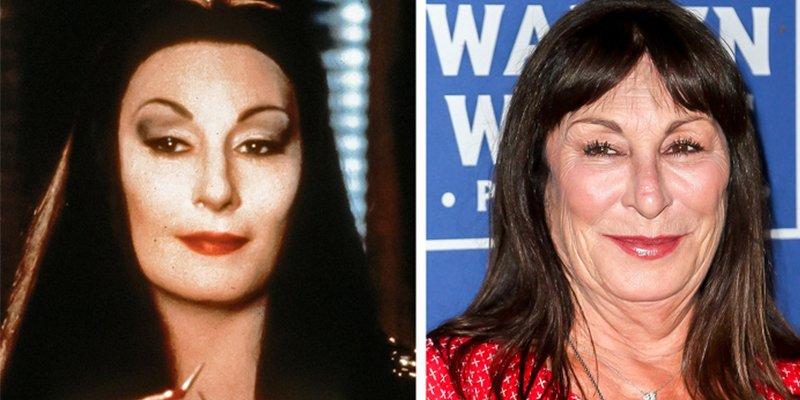 Metamorfosis: Así han cambiado estos 10 famosos que triunfaron hace 30 años