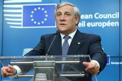 El presidente del Parlamento Europeo veta la conferencia del fugado Puigdemont 'por razones de seguridad'