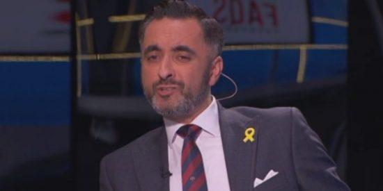 """Buenafuente lleva a este 'analista internacional' a TV3: """"¿Por qué no se reconoce que Cataluña es una colonia de España?"""""""