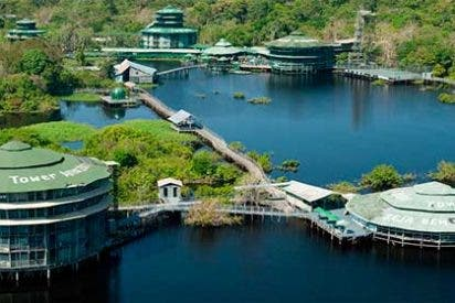 Hoteles en Brasil: Ariau Amazon Towers, Manaus