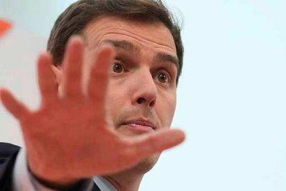 Aclárate, Rivera: los electores tienen derecho a saber si votar a Ciudadanos es tirar la papeleta al basurero de Sánchez