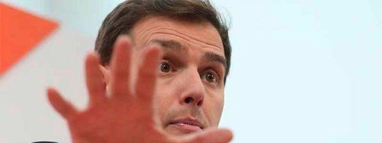 La contundente respuesta de Albert Rivera a los insultos del cobarde Puigdemont