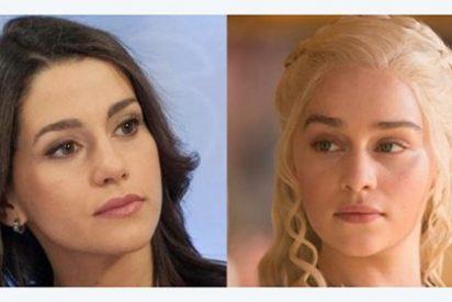 "Arrimadas: ""En Ciudadanos me llaman Khaleesi..."""
