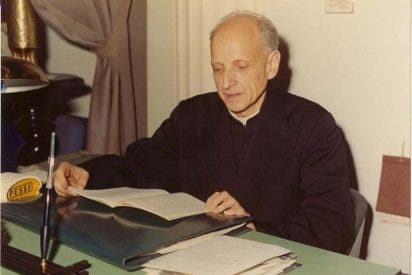 """Pascual Cebollada, sj: """"Arrupe fue un hombre de Dios y un hombre de la Iglesia"""""""