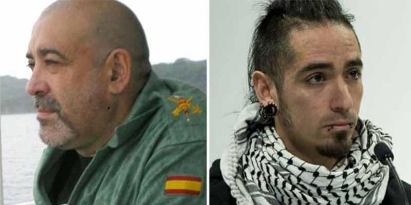 El miserable Rodrigo Lanza, homicida de un español por llevar la bandera de España en los tirantes, saldrá libre dentro de 7 meses
