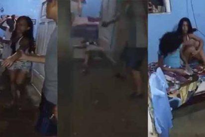 """Asesinada a tiros en la Venezuela chavista ante su madre y su hija: """"Por sapa, por bruja"""""""