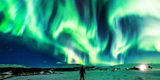 """¿Dónde y cuándo ver """"Auroras Boreales""""?"""