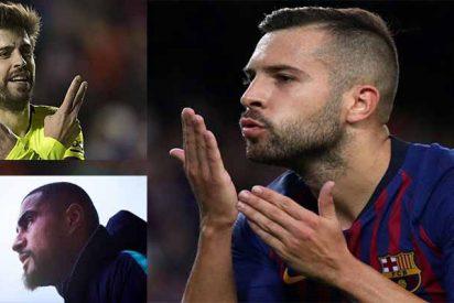 Expediente X en el Barça: misterios en las casas de Jordi Alba, Gerard Piqué y Boateng