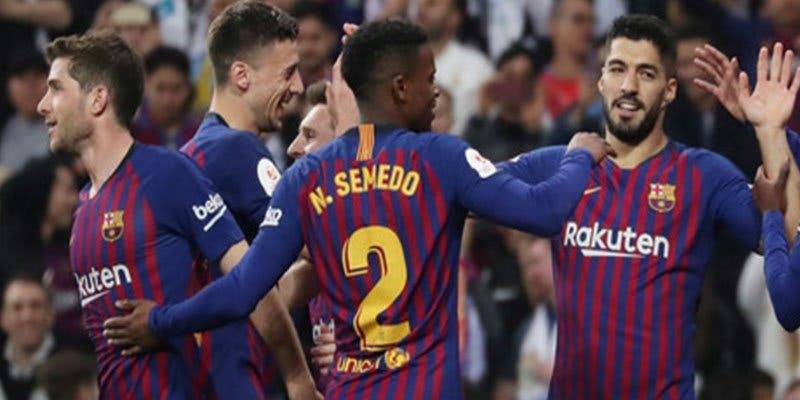Copa del Rey: El Barcelona derrota sin despeinarse a un incapaz Real Madrid en la semifinal