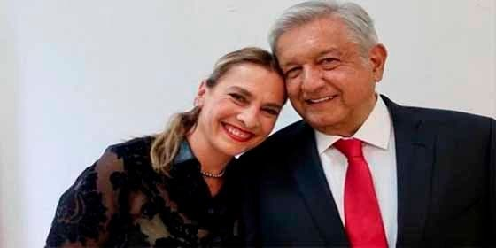 "El ""Mamado"" de Beatriz González Müller, esposa de López Obrador, que causó burlas en todo México"