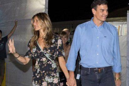 ¿Está la reina Letizia detrás de la misteriosa desaparición mediática de Begoña Gómez, la esposa 'enchufada' de Pedro Sánchez?