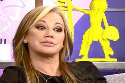Belén Esteban empapelará a todo periodista que hable de su 'violentas peleas' en Ambiciones