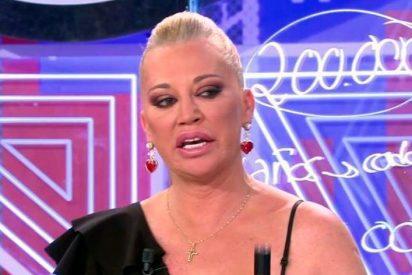 Belén Esteban quiere ahora meter en el 'talego' a Toño Sanchís y su mujer
