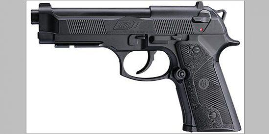 Roban cinco pistolas Beretta y 150 cartuchos de un cuartel de la Guardia Civil