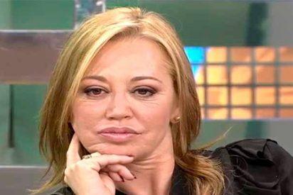 Belén Esteban se moja y elige entre Jorge Javier, Paz Padilla y Carlota Corredera