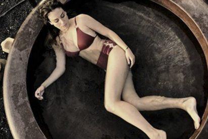 Blanca Suárez calienta las redes sociales con un sensual posado en bikini