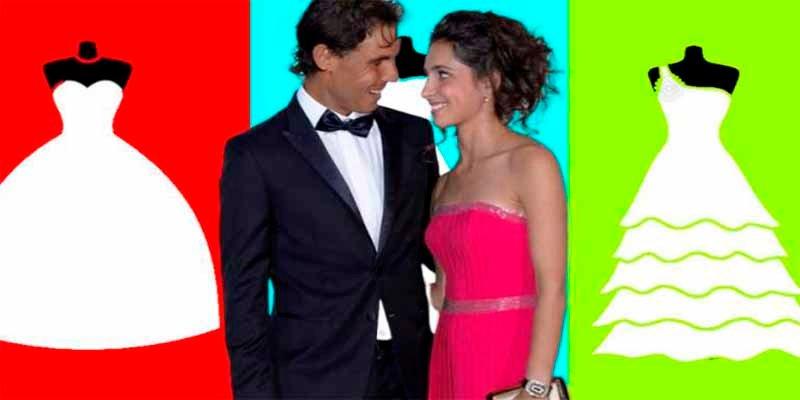 Así se vestirá Xisca Perelló el día de su boda con Rafa Nadal