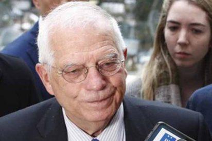 El impresentable hilo del socialista Borrell blanqueando el régimen de los ayatolás en Irán
