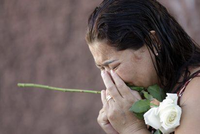 Brasileños lloran a sus víctimas en misa-homenaje de Brumadinho