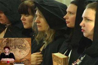 El maquiavélico Putin cuenta con un ejército de brujas que le apoya con hechizos y rituales ocultistas