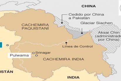 Cachemira: Pakistán derriba dos aviones de combate de India en una brutal escalada de la tensión