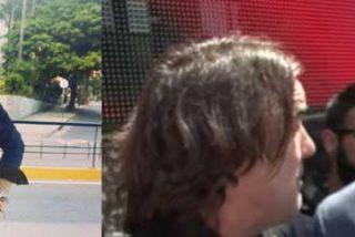 """El recadito de Cake Minuesa desde las calles de Caracas que deja retratado a Jordi Évole: """"Así trabajamos los periodistas en Venezuela que no entrevistamos a Maduro"""""""