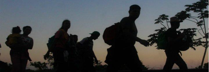 """La Iglesia mexicana busca una """"respuesta armonizada y profética"""" a las caravanas de migrantes"""