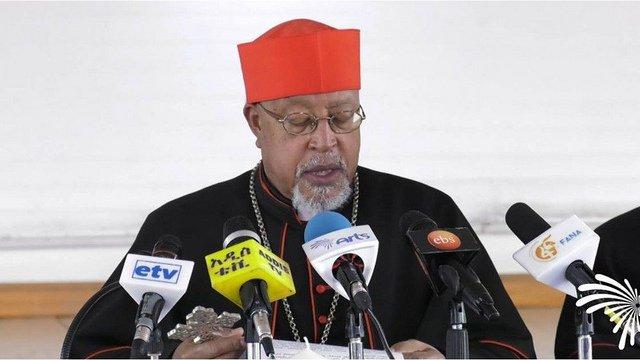 Cardenal Souraphiel, presidente de la Comisión de la Verdad etíope
