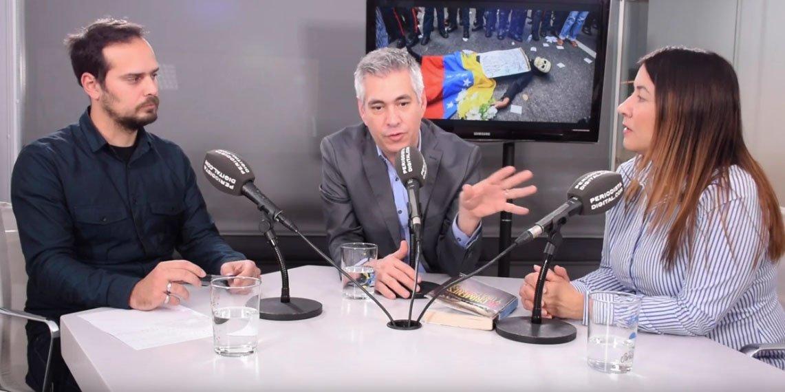 """Carleth Morales: """"La dictadura chavista detiene, tortura y mata a menores de edad para aterrorizar a los padres"""""""
