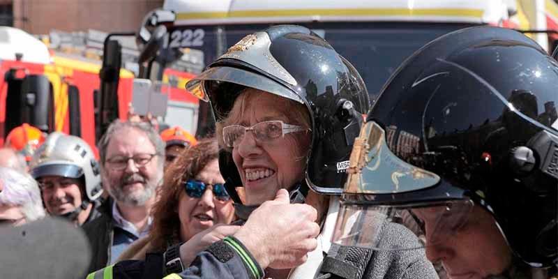 La cúpula de bomberos de Madrid no soporta más a Carmena y sus podemitas y dimite en bloque