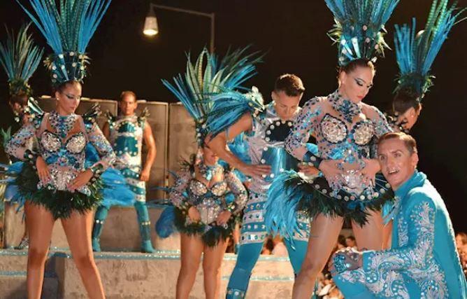 Carnaval de �guilas - fechas Carnavales
