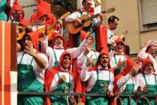 El Carnaval de Cádiz, declarado Bien de Interés Cultural