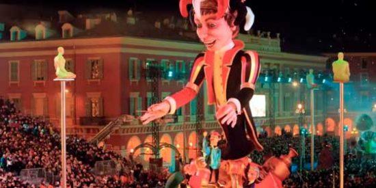 Qué hacer en la Costa Azul: disfruta del Carnaval de Niza