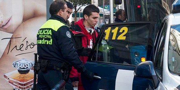 Grupos organizados de carteristas toman Madrid