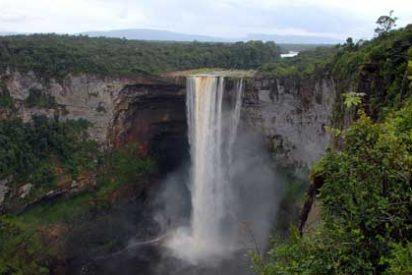 Las cataratas más espectaculares del mundo: Kaieteur, Guyana