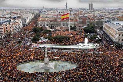 España es un clamor contra el 'okupa' Sánchez y las claudicaciones ante los golpistas y sus compinches