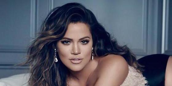 Khloé Kardashian destapa su pecho