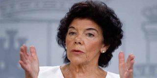 """La descacharrante defensa de Celaá del candidato de Sánchez para Madrid: """"¿Es Pepu, no?"""""""