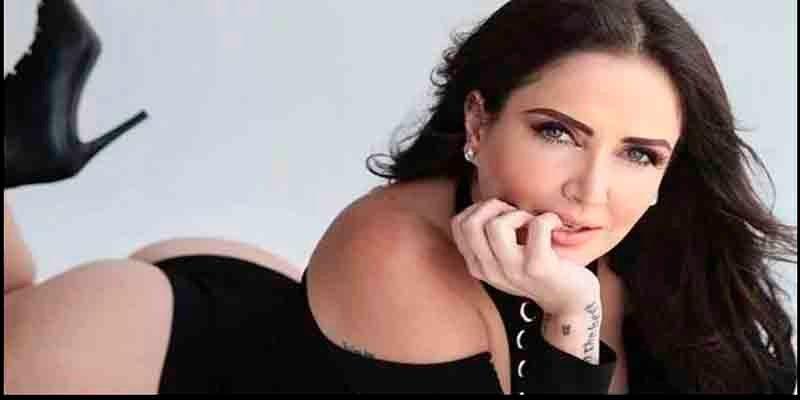 La opulenta Celia Lora ejecuta un nuevo destape de sus senos y provoca infartos en Instagram