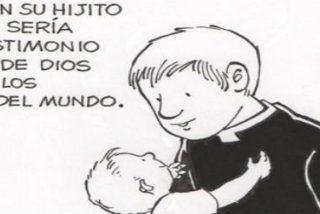 """Tere y Andrés, al hermano Francisco: """"No esperábamos de ti esas palabras sobre el celibato opcional"""""""