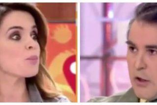 Israel García-Juez deja descompuesta a Carmen Chaparro con un buen rejonazo a Risto Mejide en casa propia