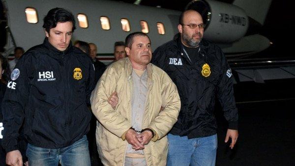 """Los 10 cargos en contra de """"El Chapo"""" Guzmán que está deliberando el jurado"""