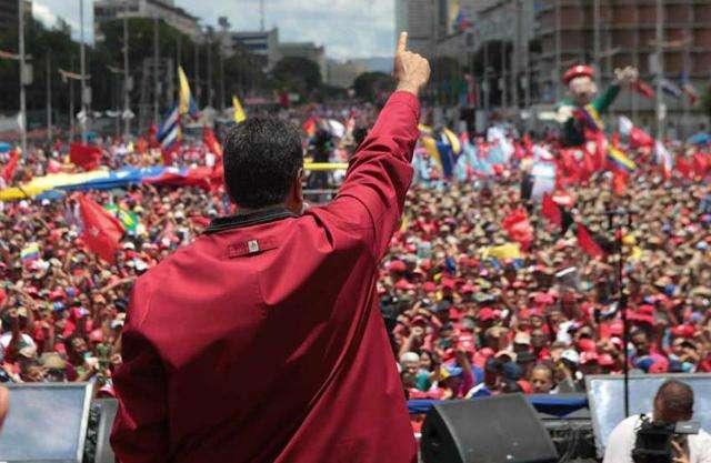 EEUU explica en un esquema cómo fabricó 'vía sobornos' su fortuna el régimen de Maduro