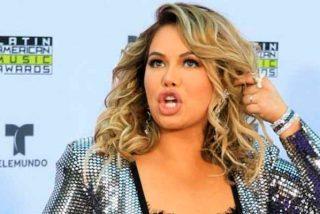 Chiquis Rivera presume de 'bumbum' en Instagram y los malvados la comparan con Miss Piggy