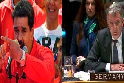 """Alemania solicita ante el Consejo de Seguridad una """"intervención"""" para frenar a Maduro"""