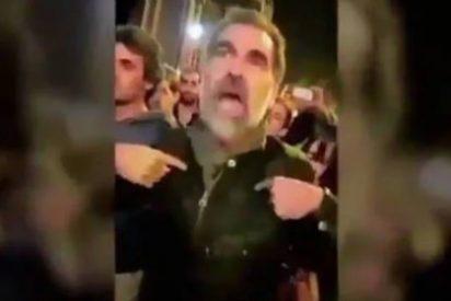 El explosivo vídeo de dos segundos que dinamita la pacifista cháchara de los belicosos presos golpistas