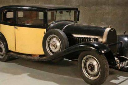 Encuentran una colección de coches que vale millones escondida en el granero de un artista pobre de solemnidad